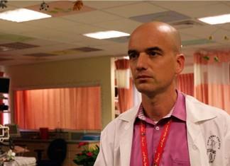 Dr. Yoav Hoffman vom Western Galilee Hospital. Foto Christa Case Bryant/TCSM