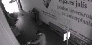 Der mutmassliche Todesschütze auf das Brüsseler Jüdischen Museum. Foto Belgian Federal Police