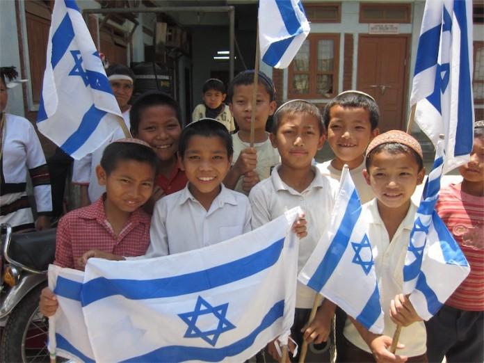 Foto Shavei Israel