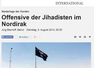 Screenshot NZZ
