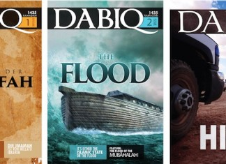 Dabiq Cover. Foto Facebook