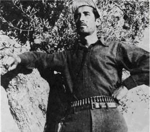 Der palästinensische Bombenbauer Kutub gelangte auf einem jüdischen Flüchtlingsschiff ins Mandatsgebiet Palästina. Foto Ulrich W. Sahm