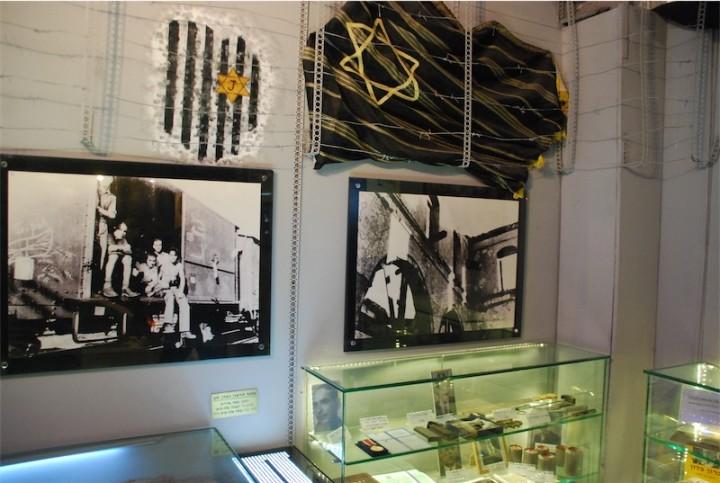 Ausstellung im libysch-jüdischen Museum in Or Yehuda. Foto zVg
