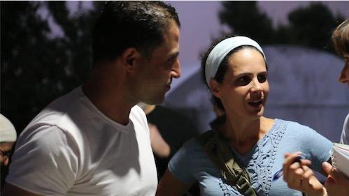 Palästinenser und Juden verbringen das Ramadan-Fastenbrechen miteinander. Foto Vradim Productions Inc.