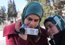 B'Tselem Aktivisten. Foto B'Tselem/CC BY 4.0
