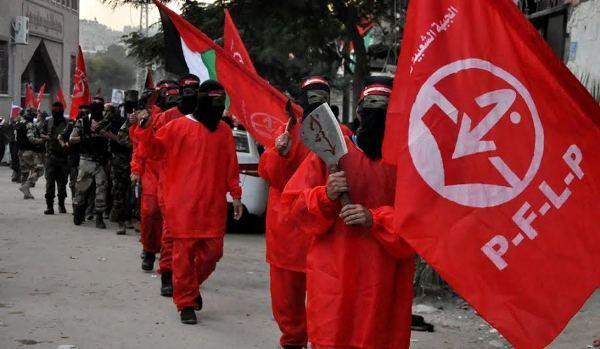 Kundgebung der PFLP im Dezember 2014. Foto PFLP / Twitter