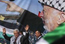 Der Präsident der Palästinensischen Autonomiebehörde Mahmoud Abbas. Foto Flash90 / Issam Rimaw