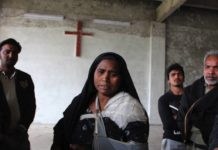 Verfolgte Christen in Pakistan. Foto Open Doors.