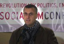 BDS-Mitbegründer Omar Barghouti wegen Steuerhinterziehung verhaftet. Foto Screenshot Youtube