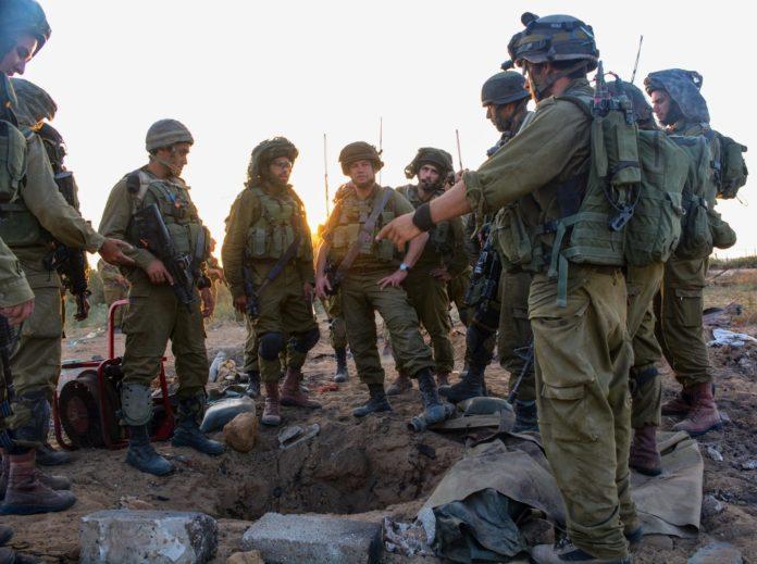 IDF Paratroopers in Gaza. Foto IDF / Flickr.com . (CC BY-SA 2.0)