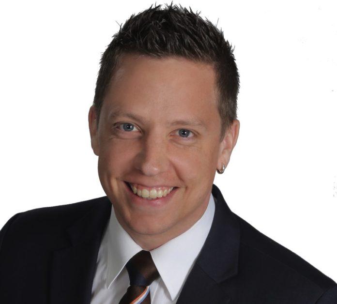 National Councilor Christian Imark. Foto SVP