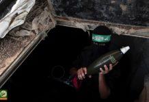 Foto Al-Qassam-Brigaden / Flickr.com