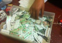 Missbrauch von Psychopharmaka im Gazastreifen. Foto Screenshot Youtube
