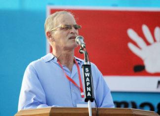 Norman Finkelstein. Foto Zuhairali, CC BY-SA 3.0, Wikimedia Commons.
