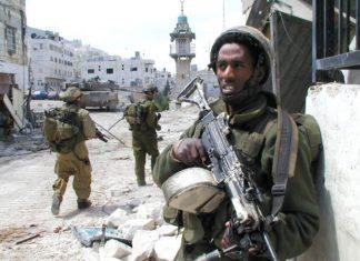 "Soldaten bei der ""Operation Defensive Shield"" 2002. Foto IDF / Flickr.com"