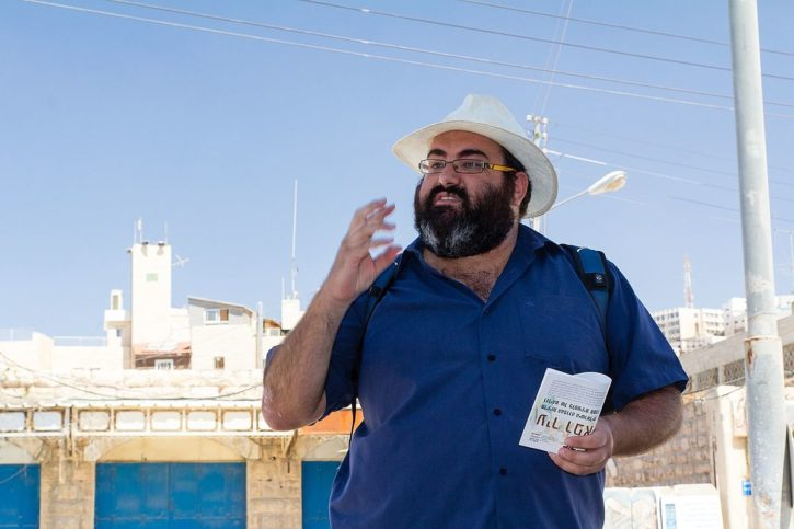 Yehuda Shaul. Foto Oren Rozen. CC BY-SA 4.0, Wikimedia Commons.