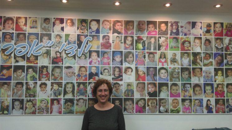 Die Sozialarbeiterin Ruth Tidhar. Foto zVg