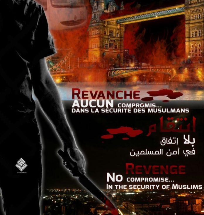Aufruf des IS zu Angriffen während des Ramadan. Foto Twitter