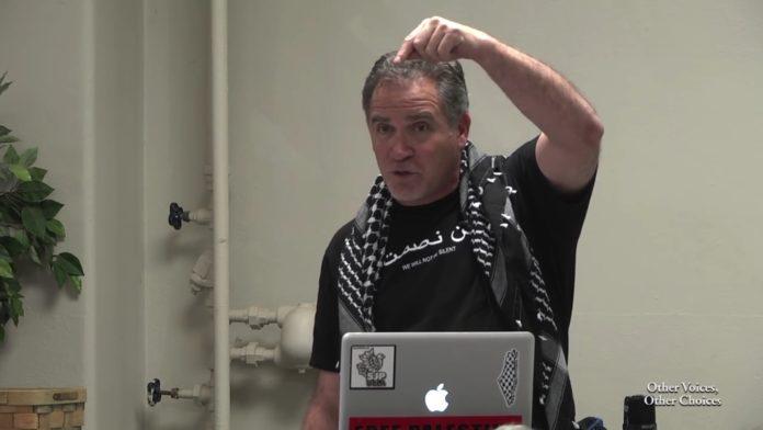 Miko Peled. Foto Screenshot Youtube / Freedom & Justice