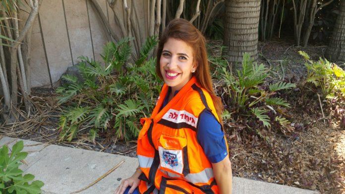 Nechama Loebel. Foto zVg United Hatzalah