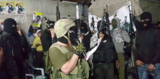 Die al-Aqsa-Märtyrer-Brigaden. Der sog. bewaffnete Arm der Fatah. Foto Screenshot Youtube