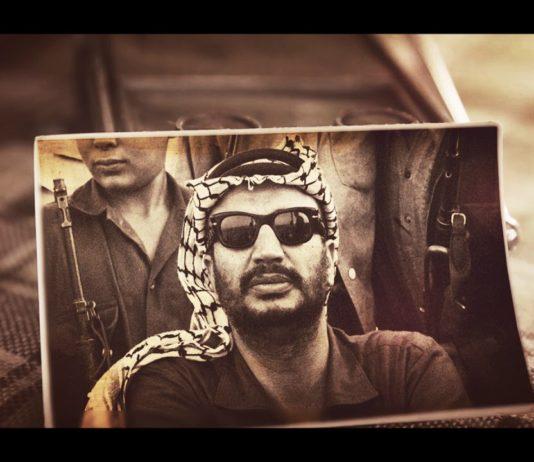 Arafat. Foto Screenshot Youtube