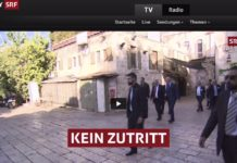 Foto Screenshot srf.ch