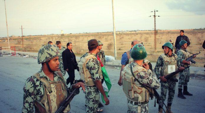 Foto Gigi Ibrahim - Flickr: Egyptian Convoy to Gaza, Palestine, CC BY 2.0, https://commons.wikimedia.org/w/index.php?curid=31361720
