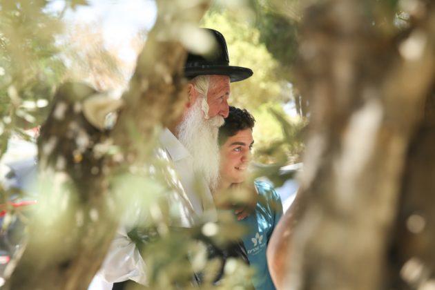 Rabbiner Yitzchak Dovid Grossman. Foto zVg