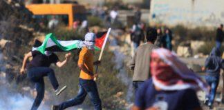 Symbolbild. Ausschreitungen in der Nähe von Bethlehem. Foto Flash90