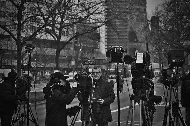Berichterstattung vom Anschlag auf den Berliner Weihnachtsmarkt. Foto PD/CC0 Creative Commons