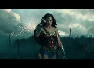 Foto Screenshot Wonder Woman 2017 / Youtube