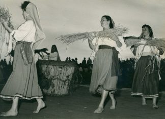 Omer Fest. Foto Ramat yohanan via the PikiWiki - Israel free image collection project, Public Domain, https://commons.wikimedia.org/w/index.php?curid=15727923