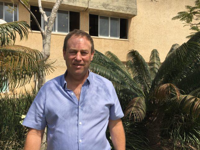 Shachar Belkin. Foto zVg