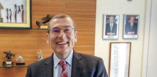 S. E. Jacob Keidar, Botschafter des Staates Israels in der Schweiz und für das Fürstentum Liechtenstein. Foto zVg