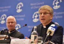 Olav Fykse Tveit. Foto Ökumenischer Rat der Kirchen / World Council of Churches / Twitter