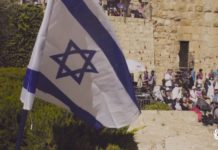 Foto Screenshot Youtube International Christian Embassy in Jerusalem