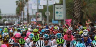 Giro d'Italia 2018, Tel Aviv. Foto Dotan Doron - Own work, CC BY-SA 4.0, https://commons.wikimedia.org/w/index.php?curid=68824877