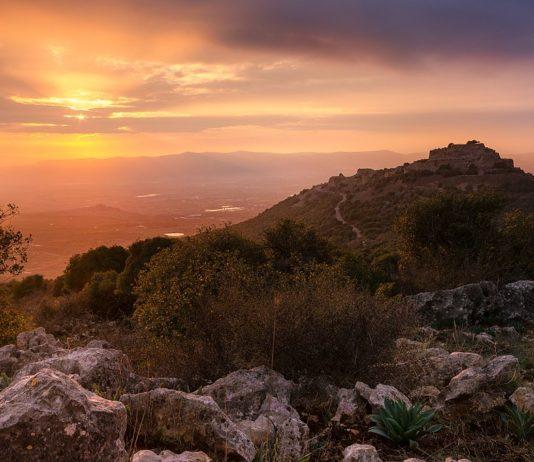 Die Nimrodsburg im Norden der Golanhöhen. Foto Lior Akunis - Own work, CC BY-SA 4.0, https://commons.wikimedia.org/w/index.php?curid=63151374