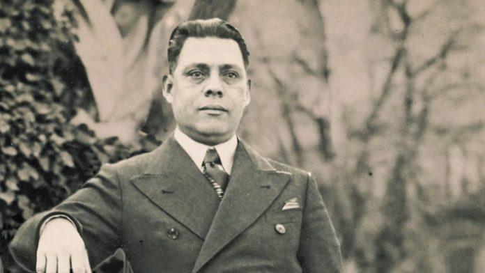 Jose Arturo Castellanos. Foto R. Boem