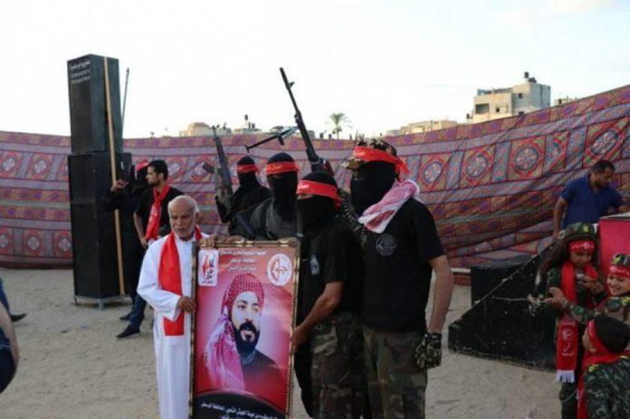 Die Volksfront zur Befreiung Palästinas (PFLP) hielt am 3. Juli eine Gedenkfeier für