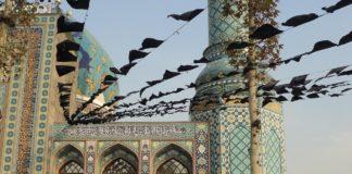 Symbolbild. Platz in Teheran. Foto CC0 Creative Commons