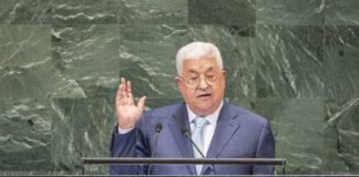 Mahmoud Abbas. Foto UN Photo/Cia Pak