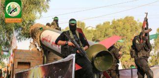 Hamas Militante. Foto Hamas / Ramallah News