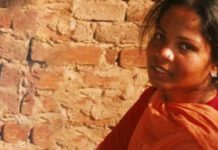 Asia Bibi. Foto Screenshot Youtube