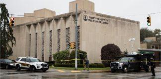 Bei einem Attentat in einer Synagoge in Pittsburgh im US-Bundesstaat Pennsylvania am 27. Oktober 2018 erschoss ein Einzeltäter elf Menschen und verletzte sechs. Foto Screenshot Youtube