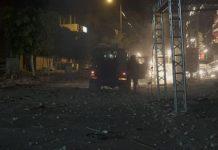 Israelische Truppen im Einsatz bei Bethlehem am 23. Juli 2018. Foto IDF-Sprecher