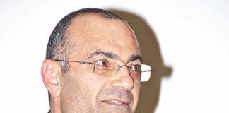 Professor Uzi Rabi, Direktor des Moshe Dayan Center for Middle Eastern Studies an der Tel Aviv University. Foto Times of Israel
