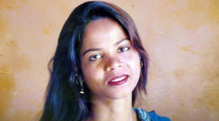 Asia Bibi. Foto lastampa.it / keine Verfügungsbeschränkung