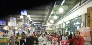 Kassen in einem Rami Levy Supermarkt. Foto יעקב, CC BY-SA 3.0, https://commons.wikimedia.org/w/index.php?curid=18593675